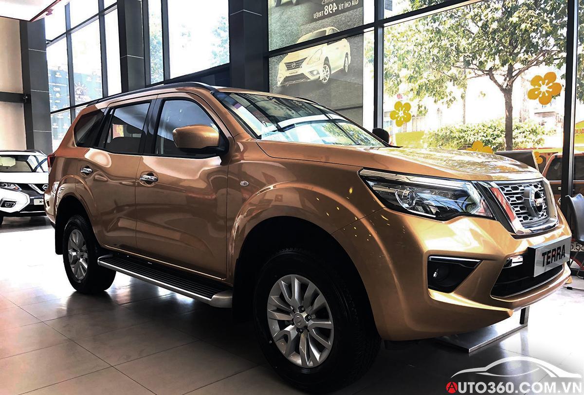 Nissan Terra 2021 Bình Định