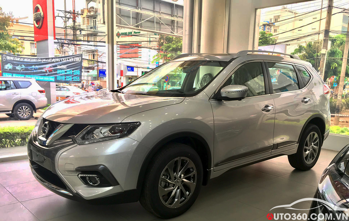 Nissan X-trail An Giang