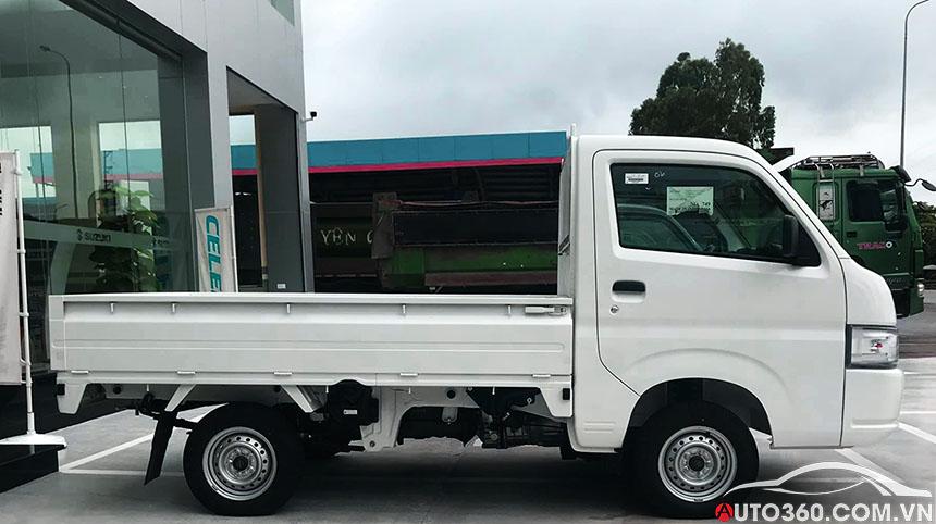 Suzuki Truck Thái Nguyên
