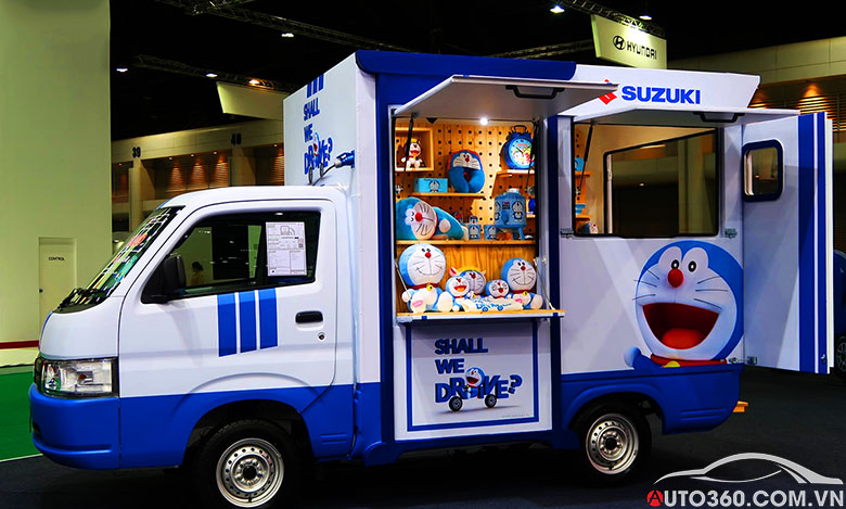 suzuki Super carry pro tại Suzuki Quận 7