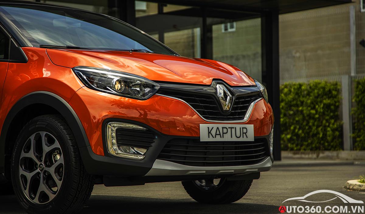 Renault KAPTUR Tp HCM Quận 7