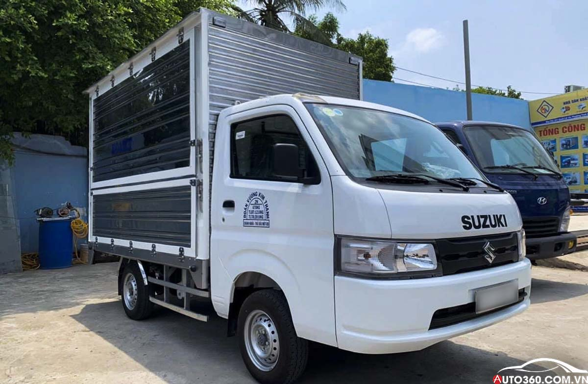 suzuki Super carry pro tại Long An