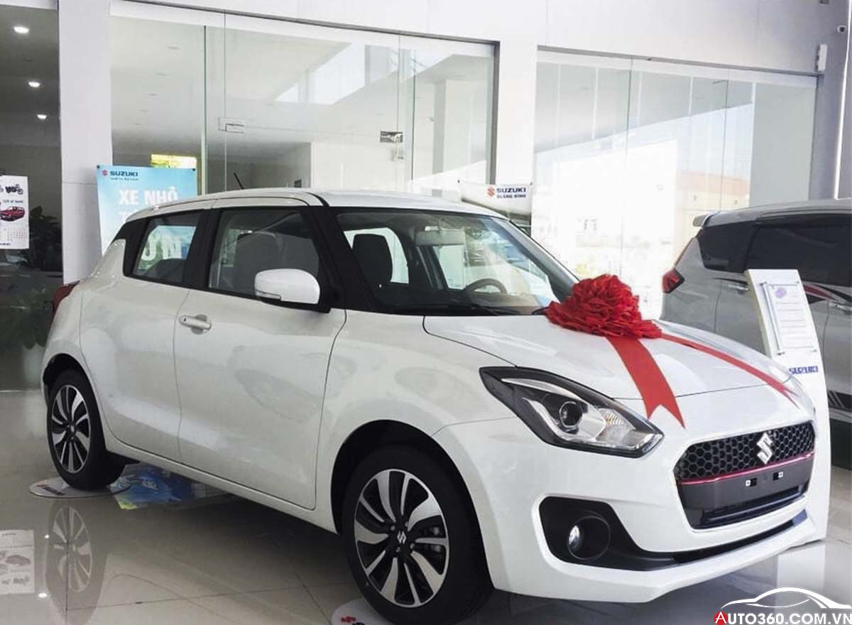 Suzuki Swift 2020 tại long an