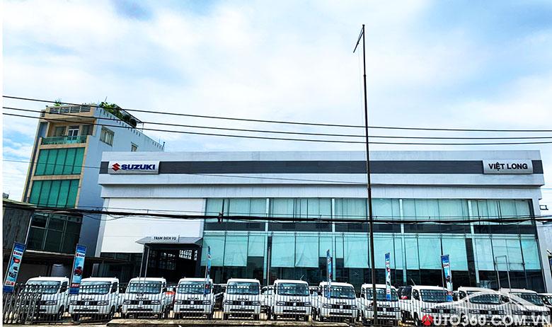 Suzuki Việt Long Đại lý chính hãng Suzuki