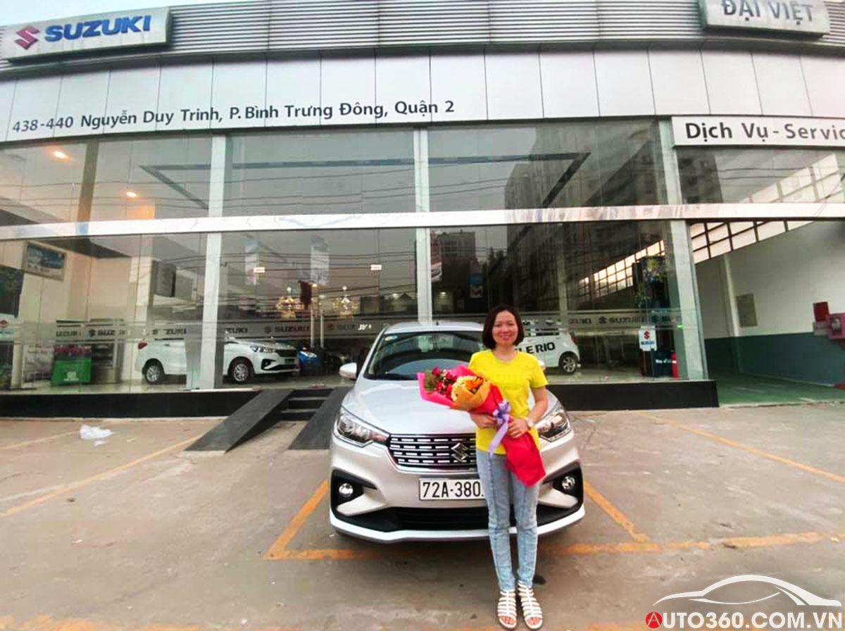 Suzuki Đại Việt Quận 2 đại lý chính hãng suzuki