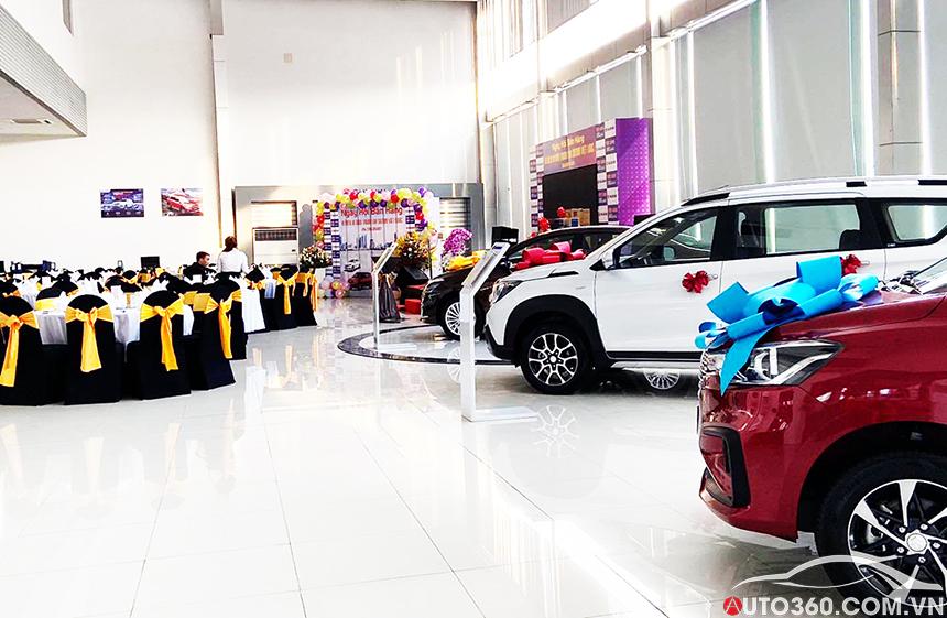 Showroom Suzuki Quận 7 - Đại lý ô tô