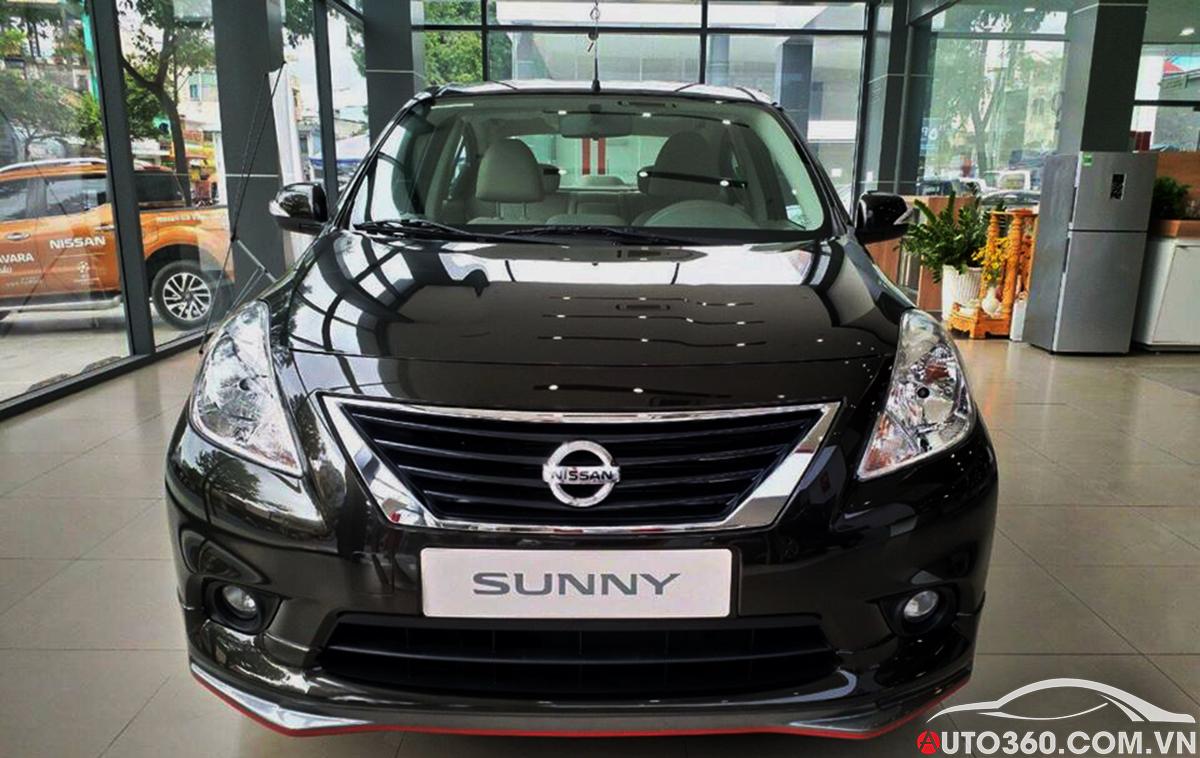 Nissan Sunny Long An