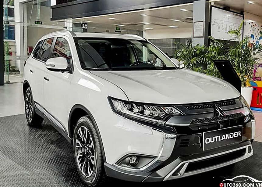 Mitsubishi Outlander Trà Vinh